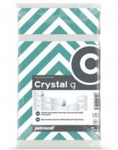Crystal g - Adhesives for Special Applications - Adhesive and grouts