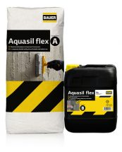 Aquasil Flex - Waterproofing of Walls - Waterproofing of Basements & Tanks - Waterproofing products - Waterproofing of Flat Roofs