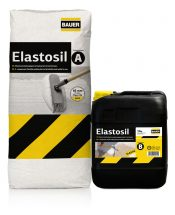 Elastosil - External wall insulation - Products of the system - Waterproofing of Walls - Waterproofing of Basements & Tanks - Waterproofing products - Waterproofing of Flat Roofs