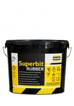 Superbit Rubber - Waterproofing products - Waterproofing of Flat Roofs