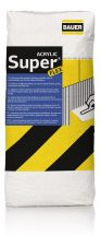 Super acrylic - Tile Adhesives - Adhesive and grouts