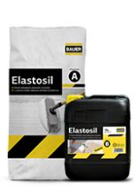 Elastosil - Products of the system - Waterproofing of Basements & Tanks - Waterproofing of Flat Roofs - External wall insulation - Waterproofing of Walls - Waterproofing products