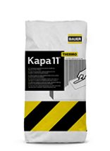 Kapa 11 - Products of the system - External wall insulation